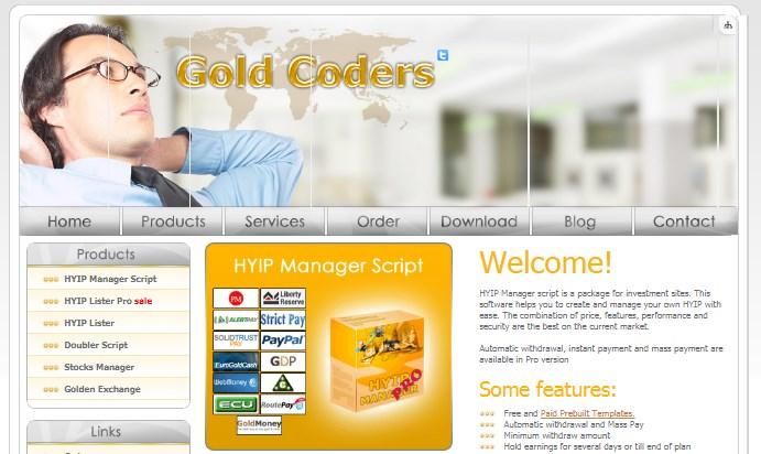 GoldCoders