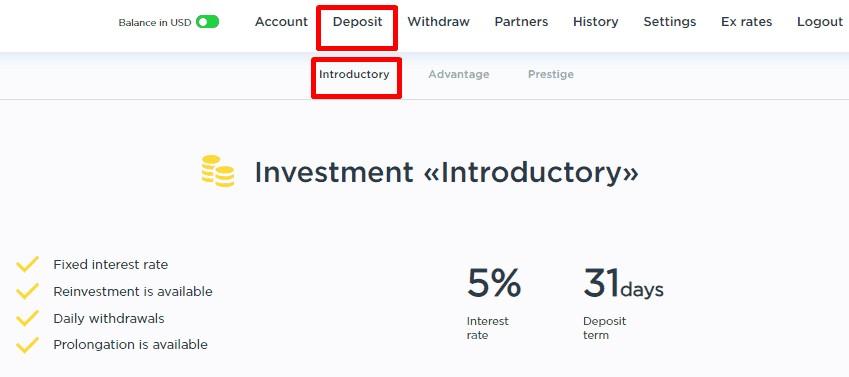 Инвестирование в Valuedawn